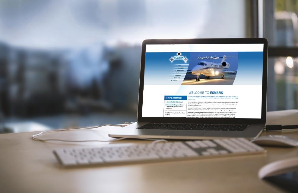 Esmark Corporate Website
