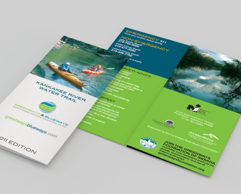 Greenways/Blueways Brochure