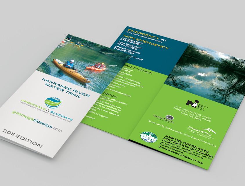 Greenways/Blueways Brochure