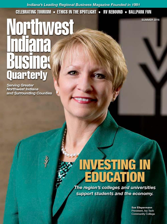 Northwest Indiana Business Quarterly, Summer 2016